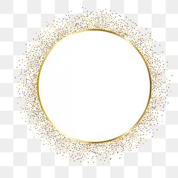 Circle Frame PNG Images.