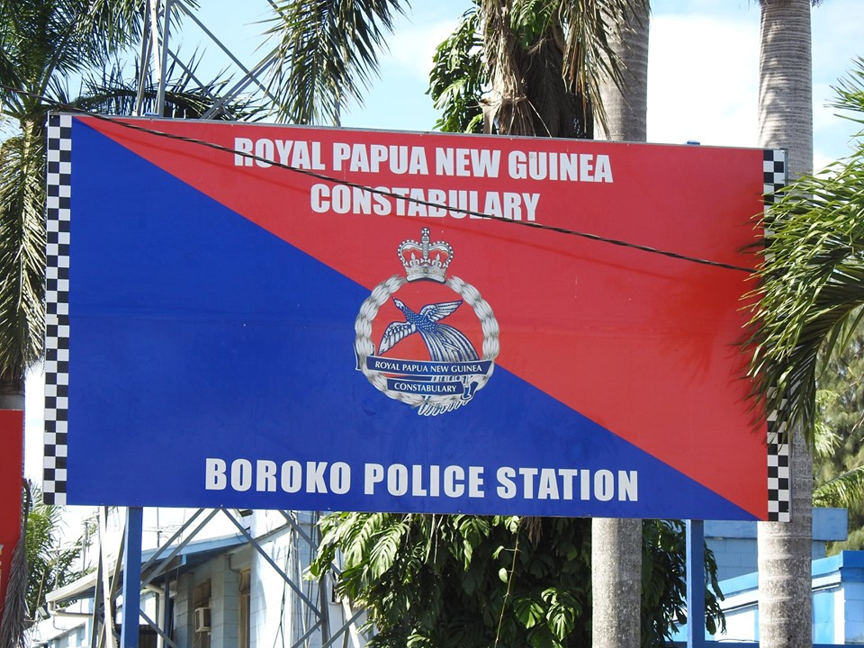 PNG Civil Identity Registry Officer arrested and charged for.