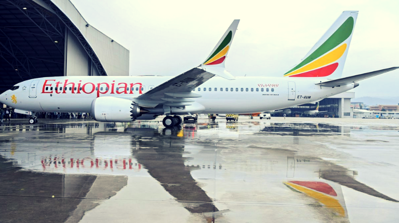 Boeing\'s 737 Max fleet prohibited from PNG airspace.