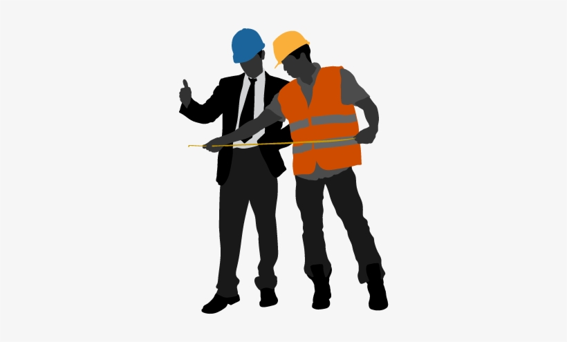 Construction Silhouette Png.