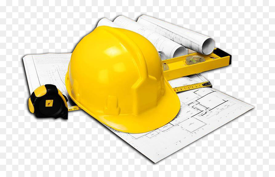 Architectural Engineering Hard Hat png download.