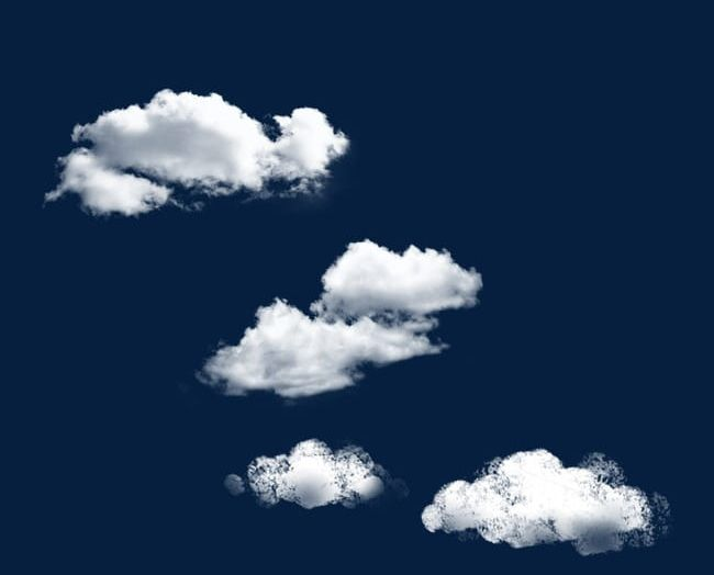 Hd White Clouds PNG, Clipart, Clouds, Clouds Clipart, Day.