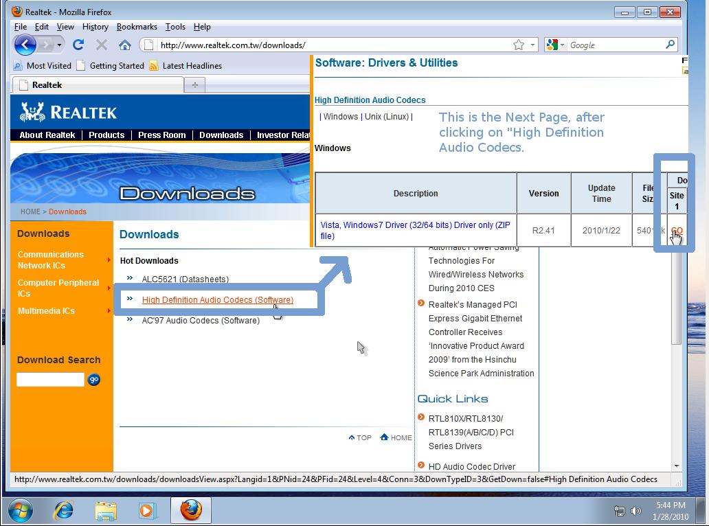 Getting Windows 7 Audio to Work in VirtualBox.