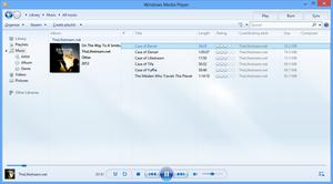 Windows Media Player.