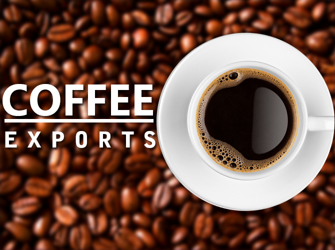 Coffee Export from India in 2017.