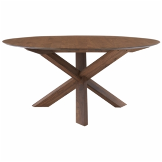 24\'\' Round Solid Oak Wooden Table Top, Natural.