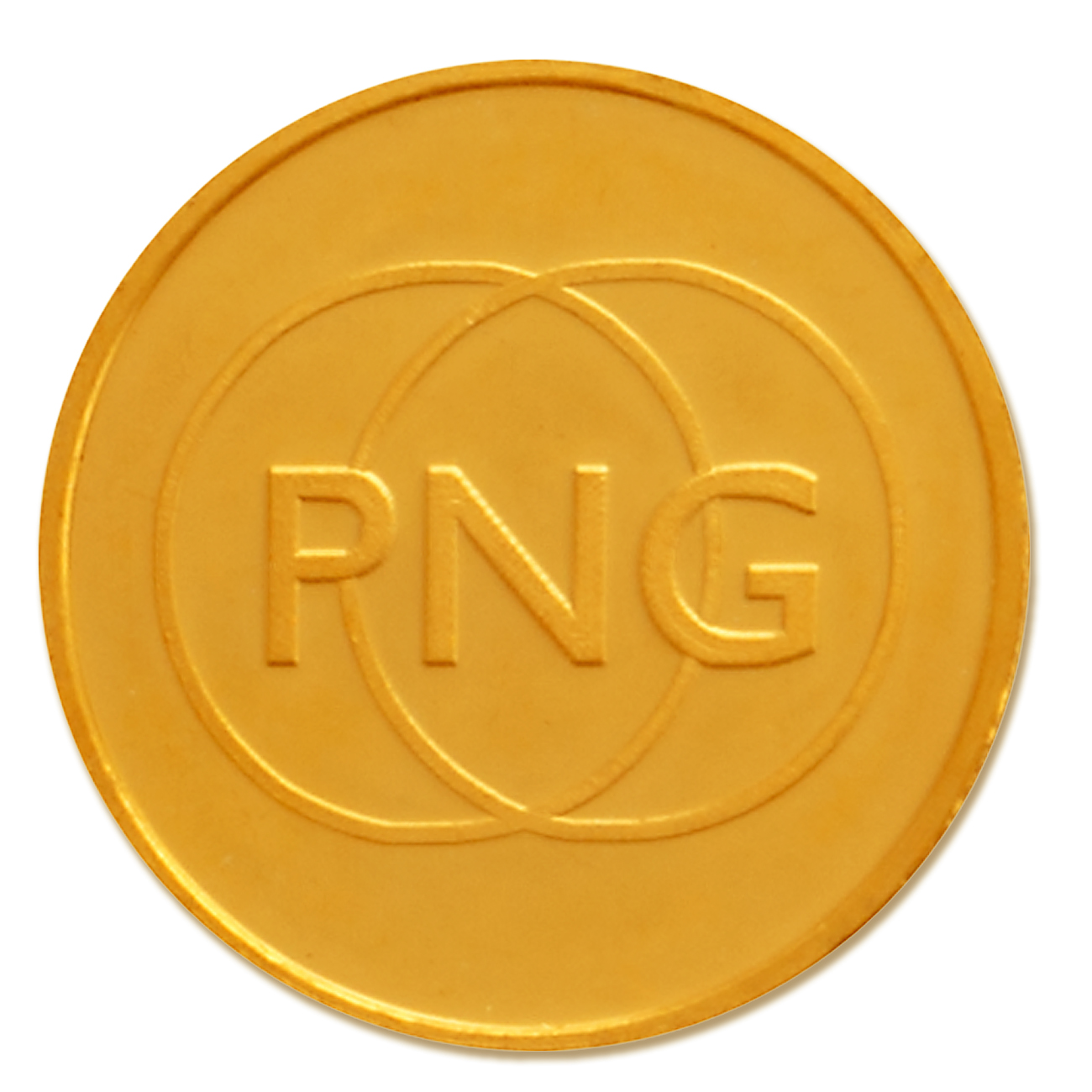 3 gms PNG Coin.
