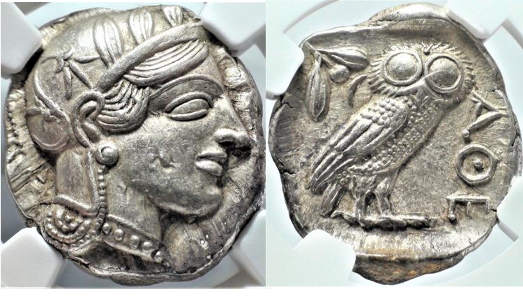 Ancient Greek Coins Sale.
