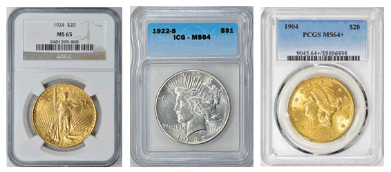 I Want To Sell Rare U.S. Coins.