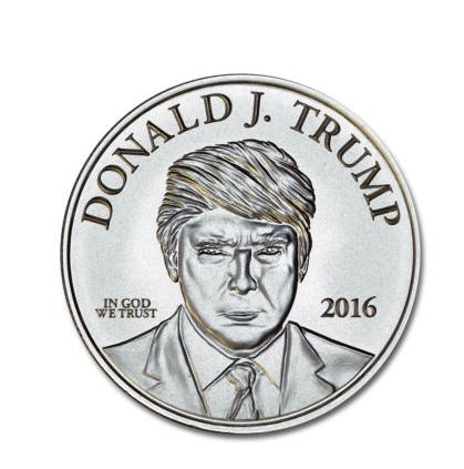 Buyer Beware: PNG Says Donald Trump Commemorative Coin.