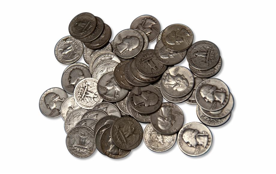 Junk Coins Face Value Bag.