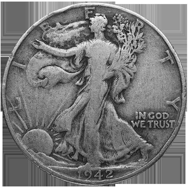 90% Silver Coins $1.00 Face Value.