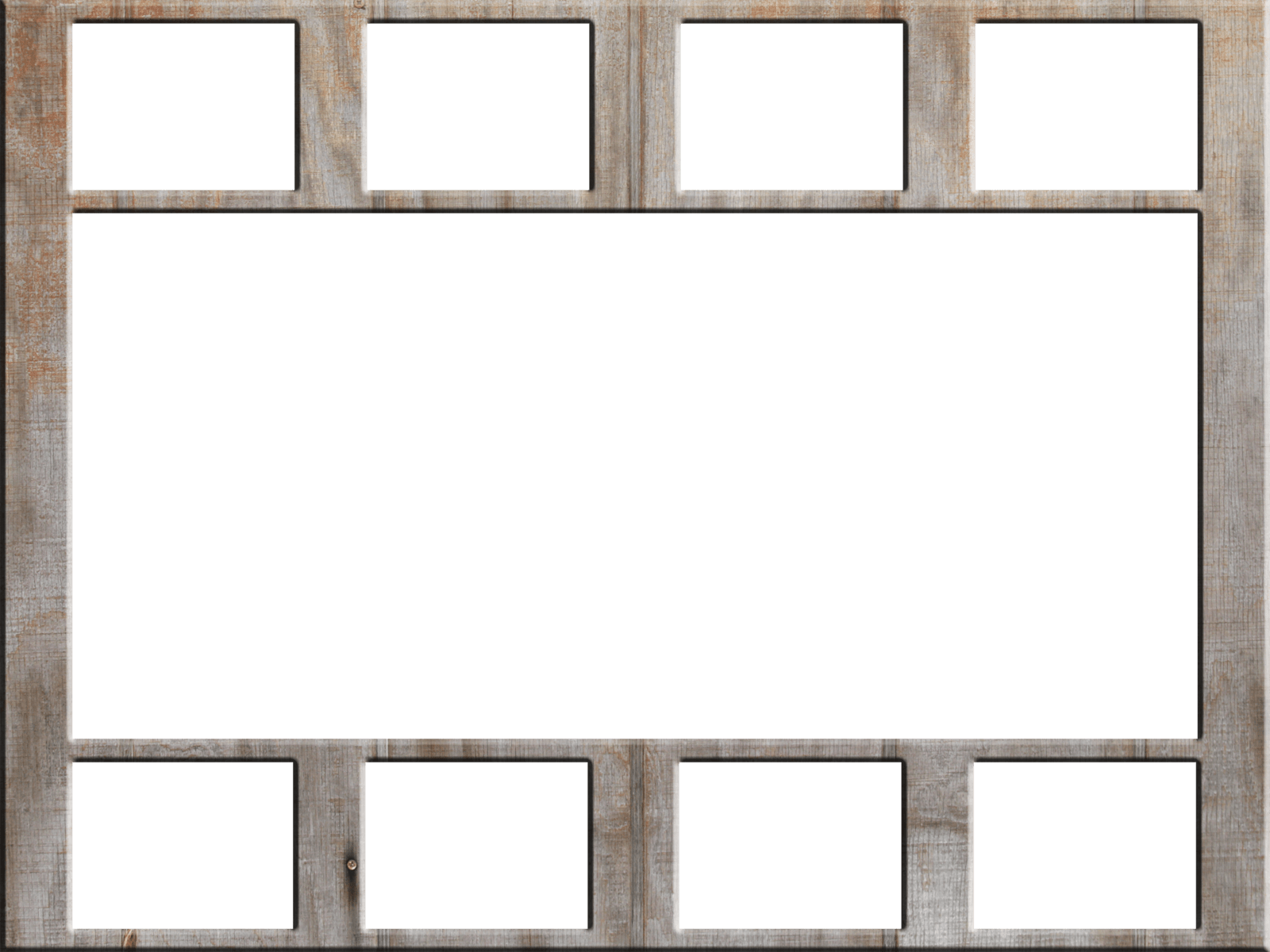 Blank Collage Frames Png , (+) Png Group.