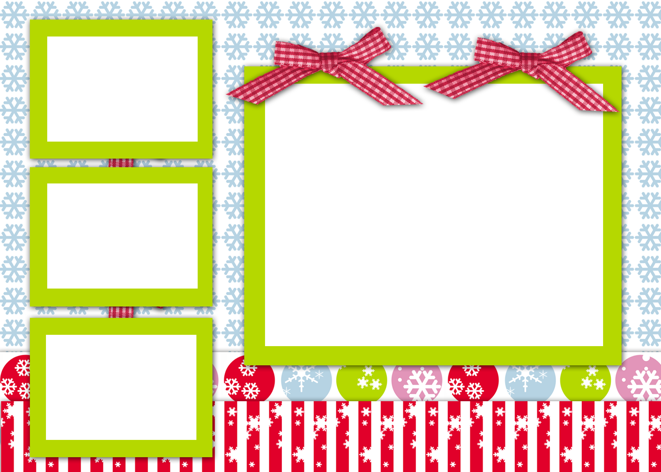 HD Frame Collage Template Png Transparent PNG Image Download.
