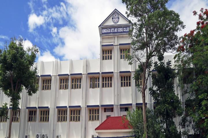 Kongunadu Arts and Science College, Coimbatore.