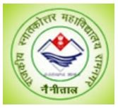 PNG Government PG College, Nainital Courses & Fees 2019.