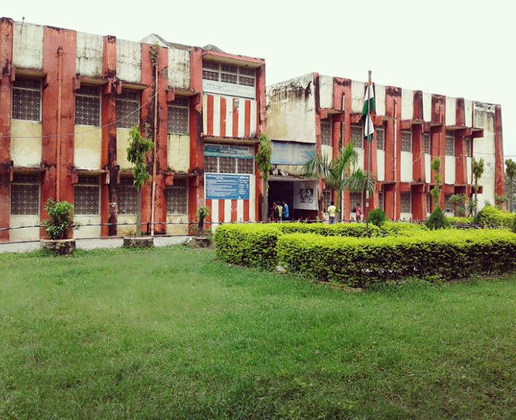 Png Govt Pg College, Ramnagar.