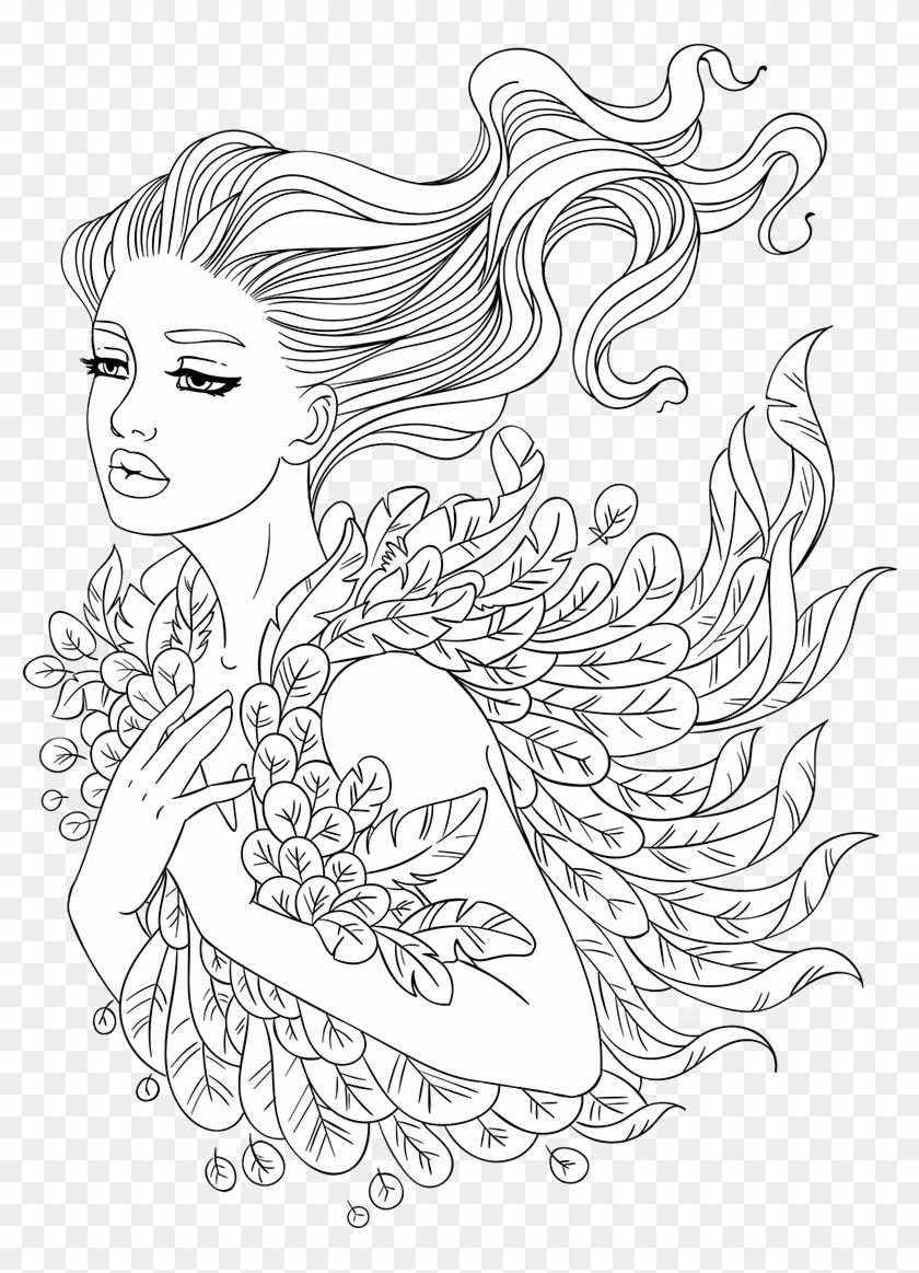 Free Adult Coloring Pages.