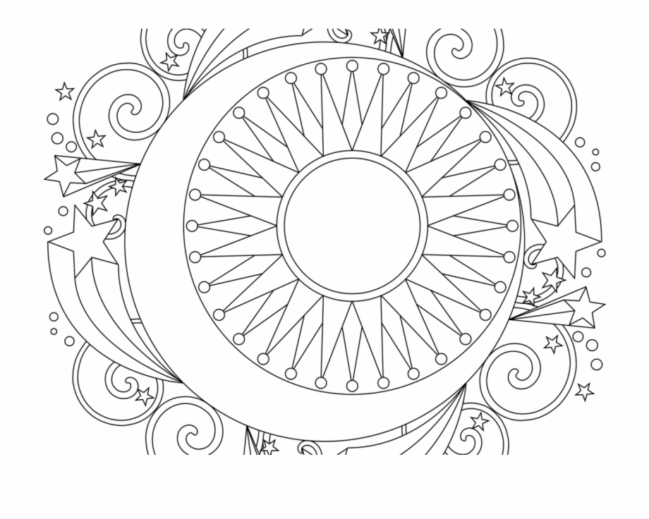 Free Printable Mandala Coloring Pages For Adults Only.