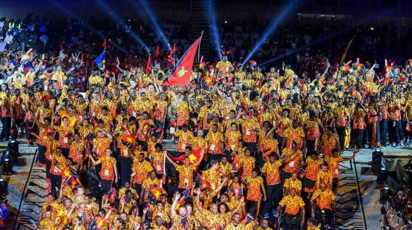 PNG eyes hosting 2026 Commonwealth Games.