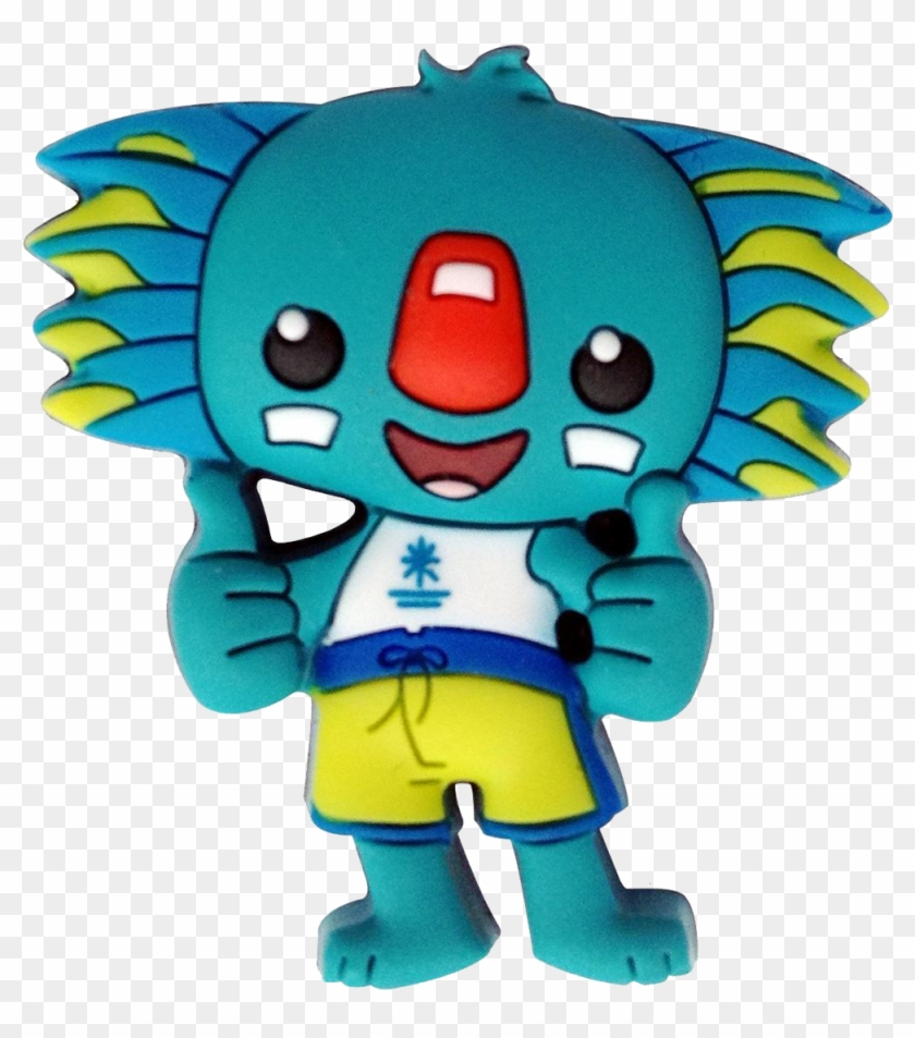 Borobi 2018 Commonwealth Games Mascot Png.