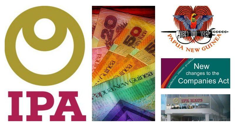 PNG Companies Act (1997) Amended.