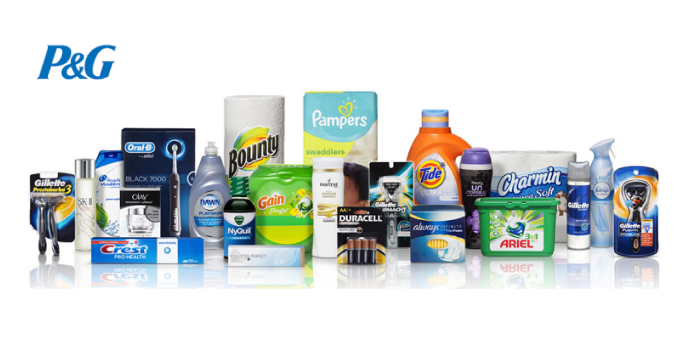 How does the P&G Company become a global leader in in fast.