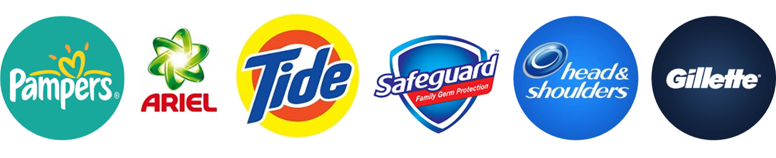 P&G in the Philippines.