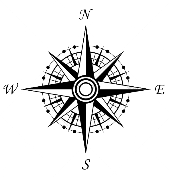 Compass PNG Transparent Images.