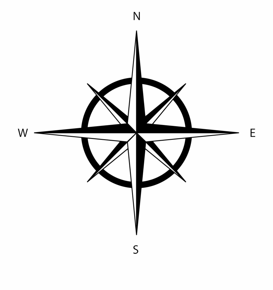 Compass Simple Png.