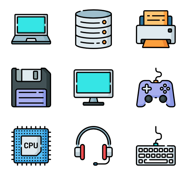 Cable Icons.