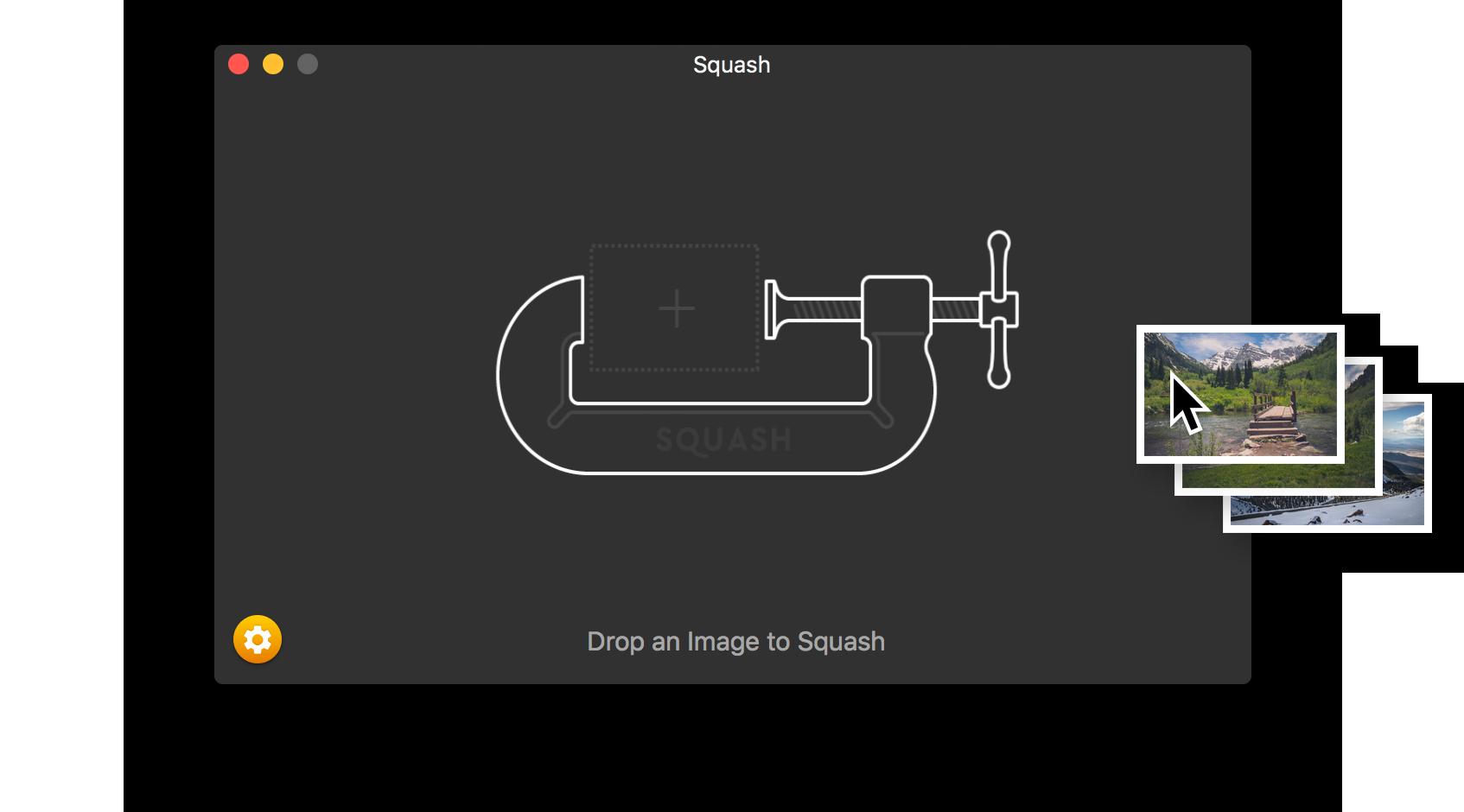 Squash App for Mac.