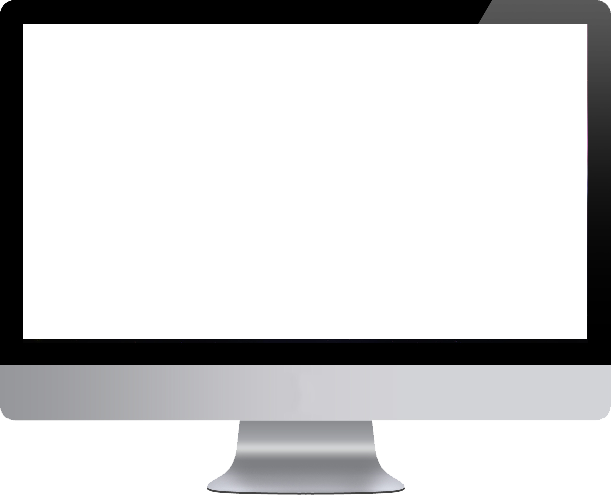 PC Computer Screen PNG #39901.