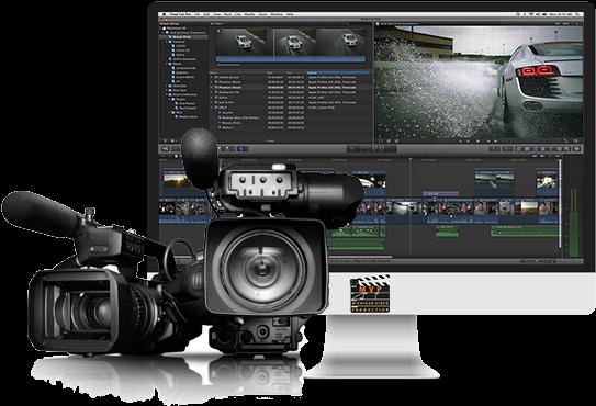 Download HD Video & Editing.