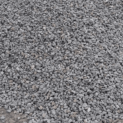 Recycled Concrete.