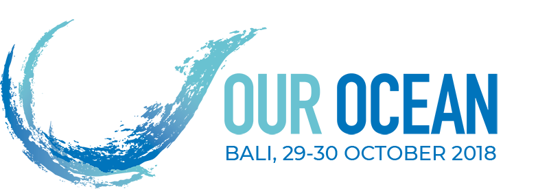Our Ocean Conference 2018, Bali, Indonesia.