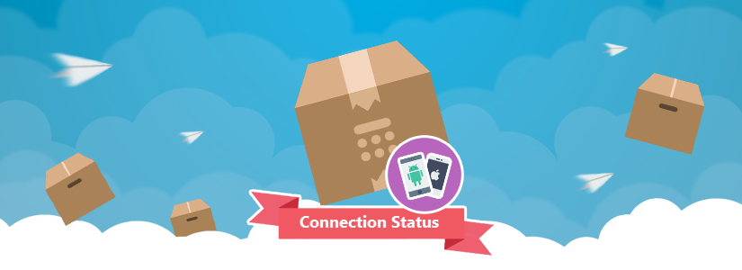 Track Your Connection Status and Refresh Your Data on Teamup.