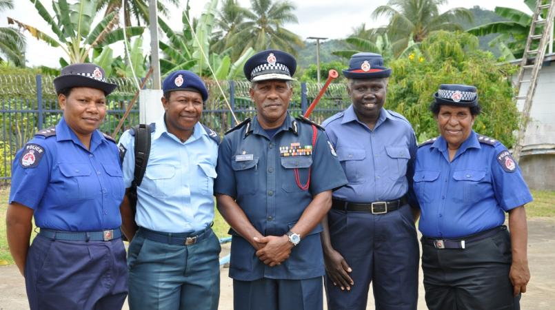 Our police to get ceremonial uniforms.