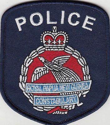 Papua New Guinea Police. Royal PNG Constabulary. Version 2.