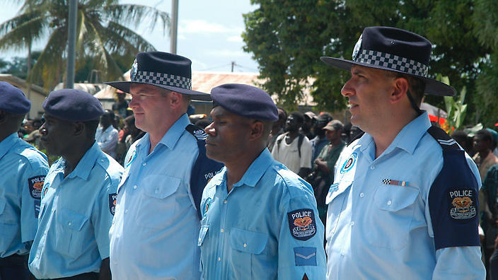 AFP to assist with Pacific Games security in PNG.
