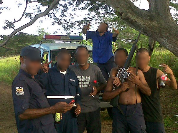 PNG Police Suffer from Bad Leadership.