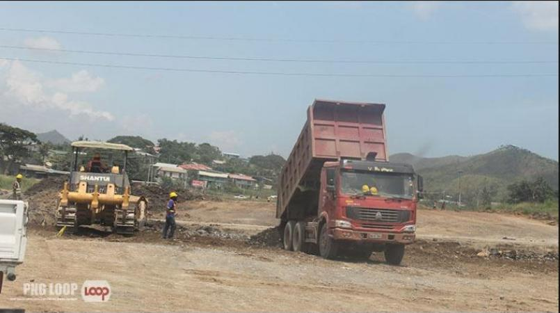 Aus road construction company seeks more projects in PNG.