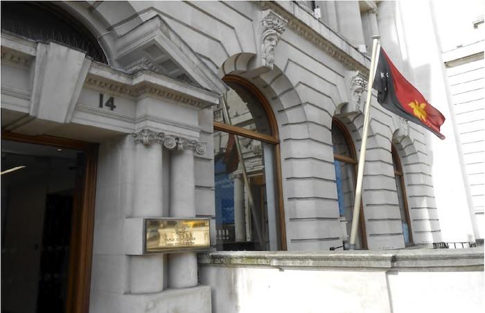 Papua New Guinea High Commission, London :: Home.