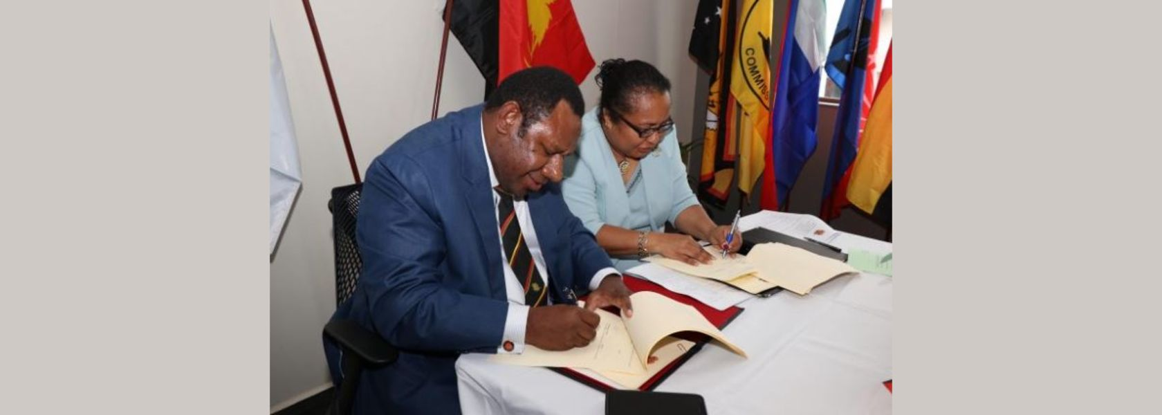 PNG consulate opens in Cairns.