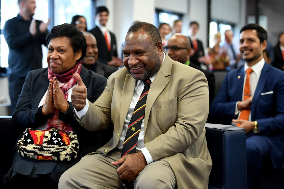 PNG ignores Australia, asks China to refinance US$7.8.