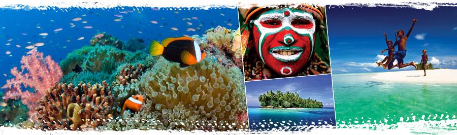 Papua New Guinea visa for Australian visitors.