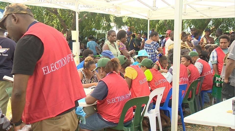 Bougainvilleans in Australia to enrol this week.
