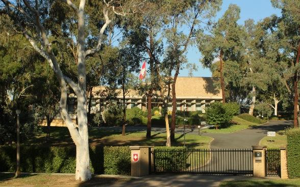 Embassy of Switzerland in Australia.