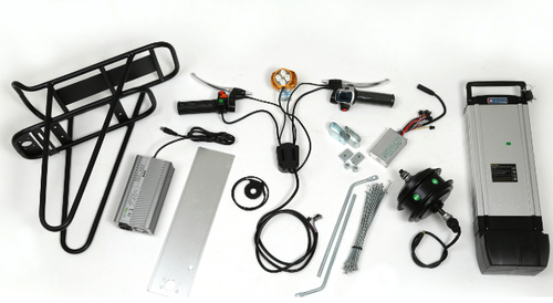 Electric Bicycle Conversion Kit.