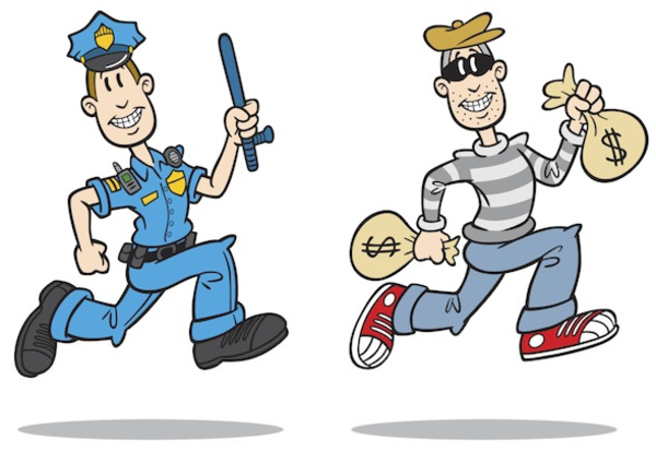 Cops And Robbers Png & Free Cops And Robbers.png Transparent.